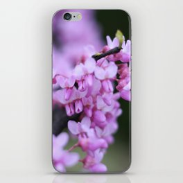 Red Buds iPhone Skin