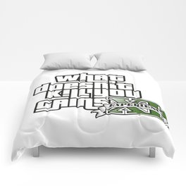 What Doesn't Kill You Gains XP Comforters