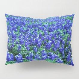 Field of Blue Pillow Sham