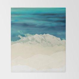 Blue Mountain Throw Blanket