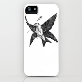 House Martin iPhone Case