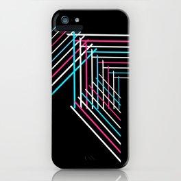 Transcend Patchwork iPhone Case