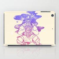 dreamcatcher iPad Cases featuring Dreamcatcher by Jonah Makes Artstuff