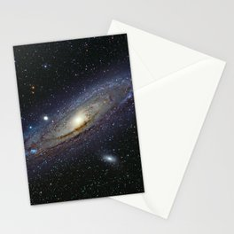 The Andromeda Galaxy Stationery Cards