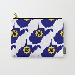 Blue & Gold 76 Carry-All Pouch