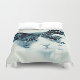 cat 6 Duvet Cover
