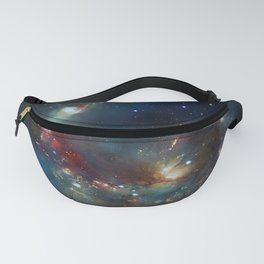 Galactic Spectacle Fanny Pack