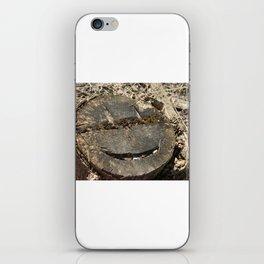 joyous nija iPhone Skin