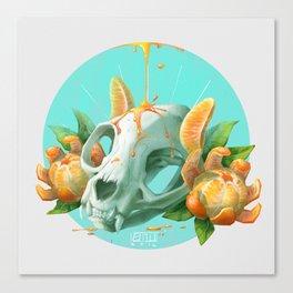 Clem-mew-tine Canvas Print