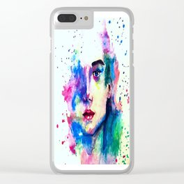 Mellow Clear iPhone Case