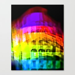Mamas Don't Let Your Babies Grow Up to Be Rainbows Canvas Print