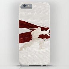 Friendship & Fireballs (Homage to Ryu of Street Fighter) iPhone 6 Plus Slim Case