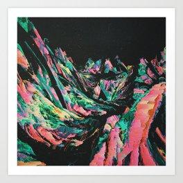 BEYOMD Art Print