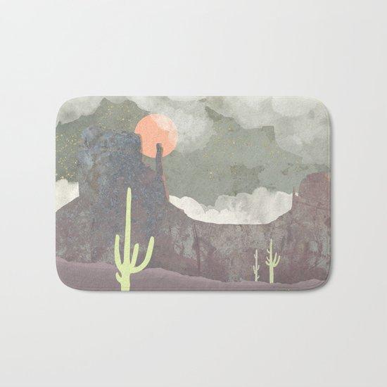 Desertscape Bath Mat