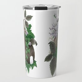 Brush Bunny Travel Mug