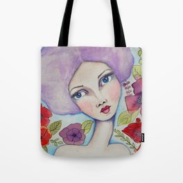 SASS Girl - Lucy - SASS = Strong and Super Smart Tote Bag