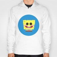 spongebob Hoodies featuring Spongebob Squarepants by Eyetoheart
