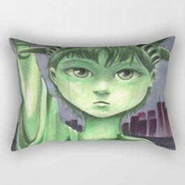 Liberty Wept Rectangular Pillow