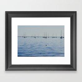 Gathering Memories - Iconic Summer Framed Art Print