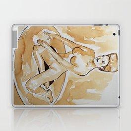 Coffee Pin Up Laptop & iPad Skin