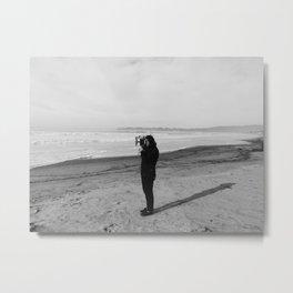 Take a Picture Metal Print