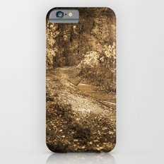 Road to memories iPhone 6s Slim Case