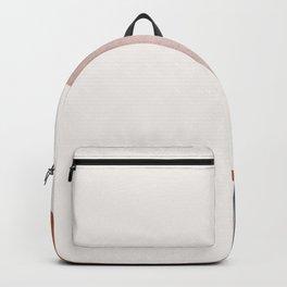 Minimal Abstract Shapes No.30 Backpack