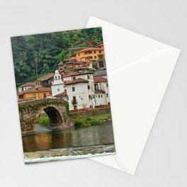 Stone Bridge Asturias Spain Stationery Cards