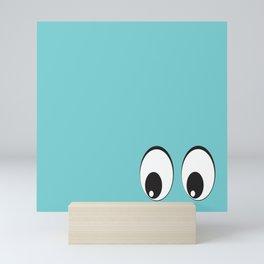 Eyes on You! Mini Art Print