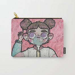 Miss SugarPink Carry-All Pouch