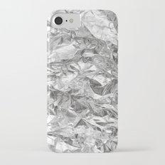 Silver iPhone 7 Slim Case
