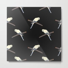 Birdies Metal Print
