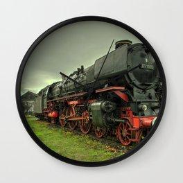 DB Pacific Wall Clock