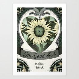 The Good Soil Art Print