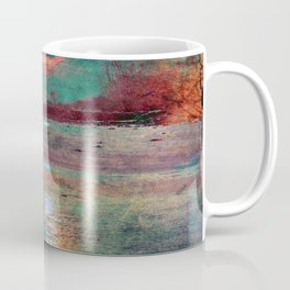 COLORED MORNING SUN Coffee Mug