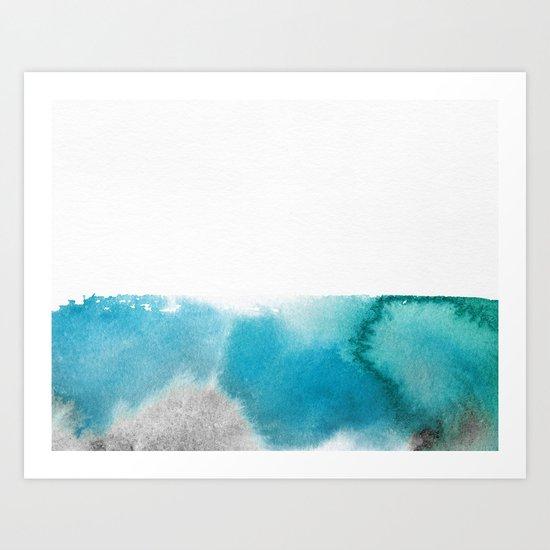 mineral 01 Art Print