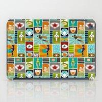 superheroes iPad Cases featuring Superheroes! by EloisaD