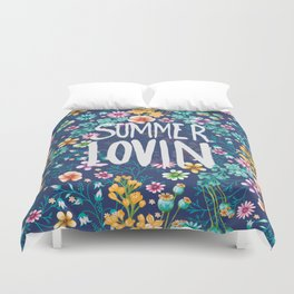 Summer Lovin Duvet Cover