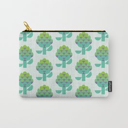 Vegetable: Artichoke Carry-All Pouch