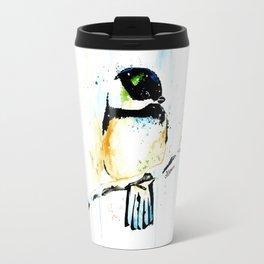 Chickadee - Winter friend Travel Mug
