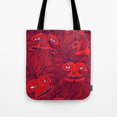 Hairwolves Tote Bag