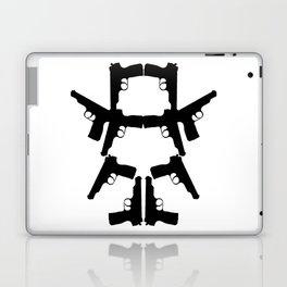 Pistol Robot Laptop & iPad Skin