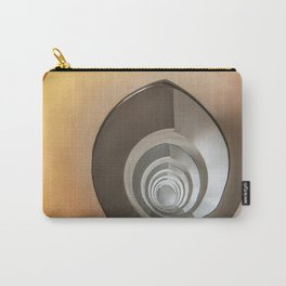 Modern spiral staircase Carry-All Pouch