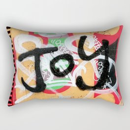 Joy & bike Rectangular Pillow