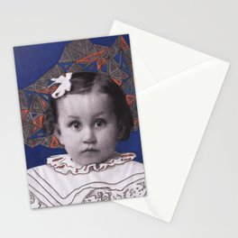 No Name Girl - Katrina Niswander Stationery Cards