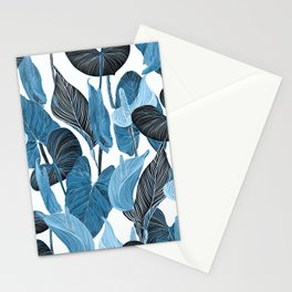 Lush Lily - chambray Stationery Cards