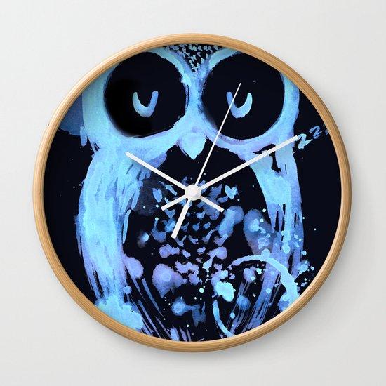 Too Early Bird Wall Clock