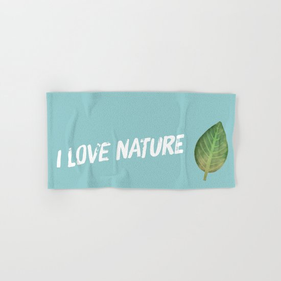 leaf-535 Hand & Bath Towel