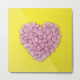 My heart belongs to pink Metal Print