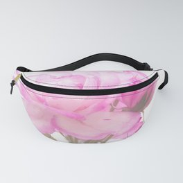 Light Pink Blend Rose #1 #floral #decor #art #society6 Fanny Pack